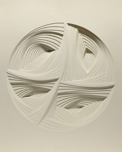 Ivory Flip Circle - In # 1