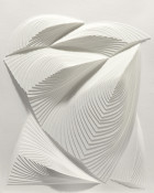 White Free-Form Out # 3